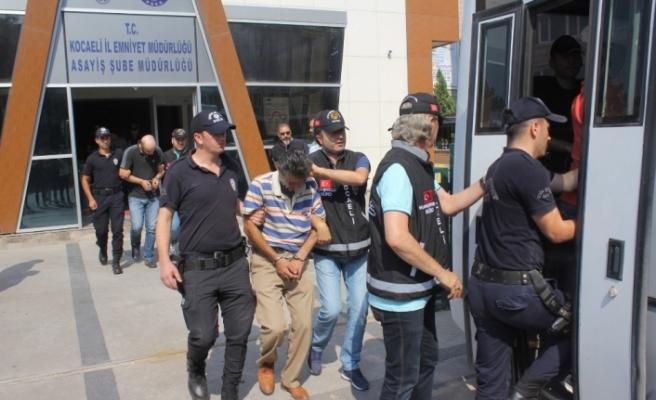 'Sarı Öküz' operasyonunda 6 tutuklama