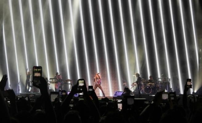 Shakira İstanbulluları coşturdu