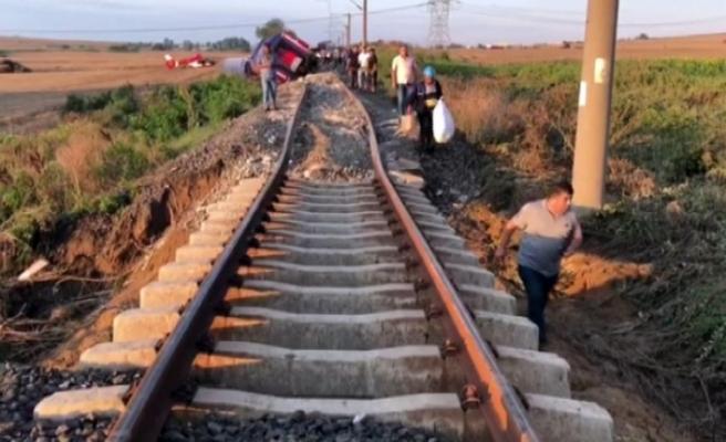 TBMM Başkanlığından tren kazasıyla ilgili açıklama