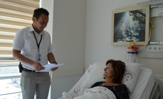 Yabancı hastalar Türk hekimlerine emanet