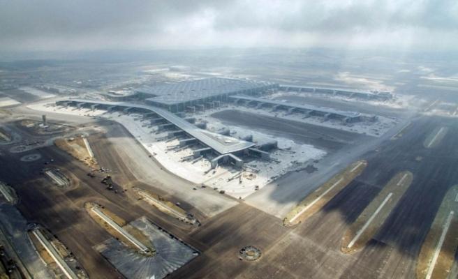 3. Havalimanı'na yakıtlar gemilerle gelecek