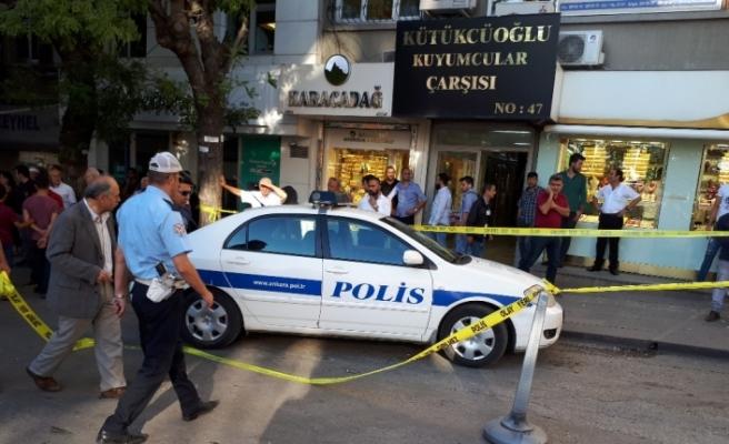 Ankara'da dehşet anları: Pompalı tüfekle ateş açıldı