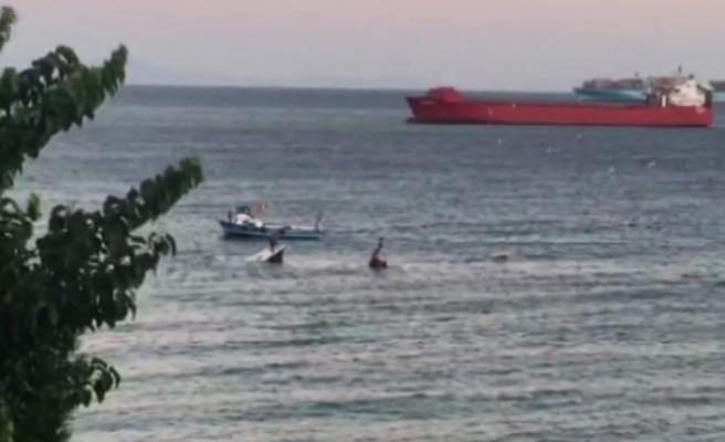 Batan tekne kaybolan denizcinin cesedine ulaşıldı