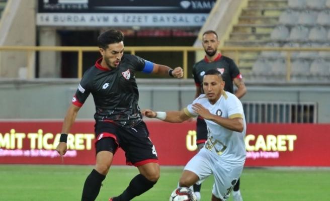 Bolu Osmanlıspor'u tek golle geçti