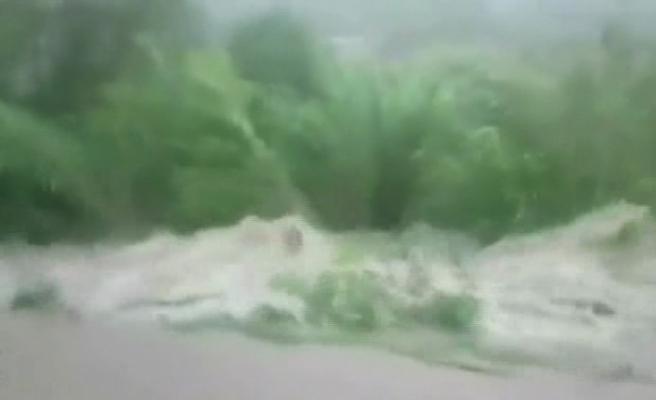 Fransa'da sel felaketi: 1 kayıp