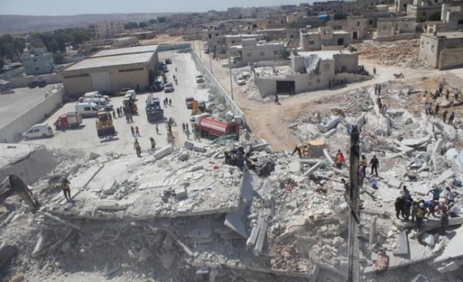 İdlib'deki patlamada bilanço ağırlaşıyor