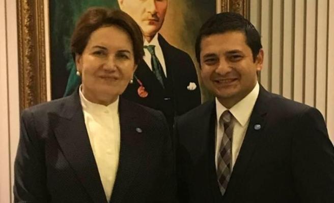 İYİ Parti'de istifalar devam ediyor
