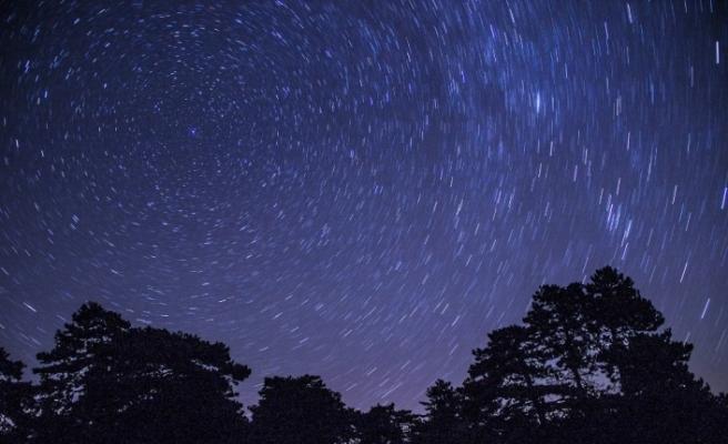 Kazdağları'nda yıldız şöleni