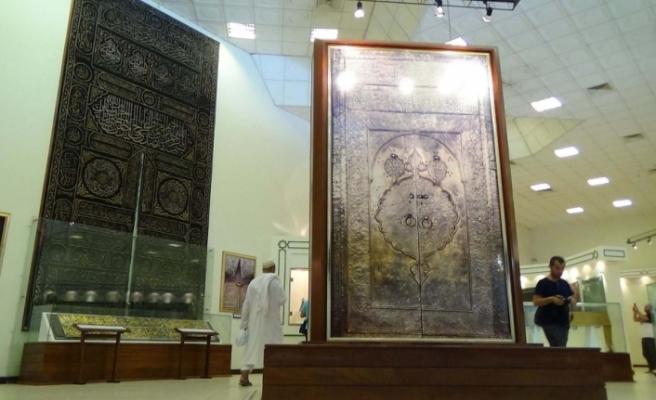 Kâbe'nin tarihi bu müzede