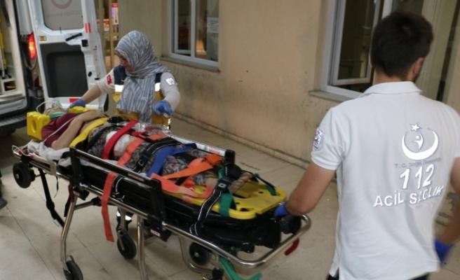 Kerpiç ev mezarı oldu, kızı yaralandı