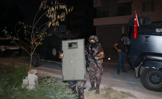 PKK'ın 15 Ağustos planına darbe: 12 gözaltı
