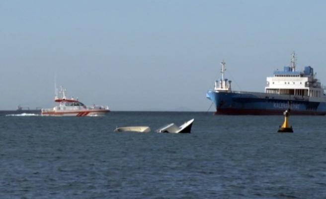 Tekne batması sonucu kaybolan kişinin cesedine ulaşıldı