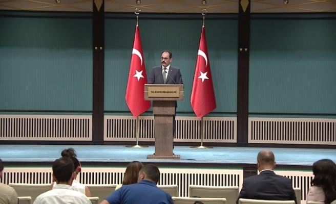 """""""Türkiye bu süreçten güçlenerek çıkacak"""""""