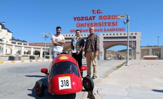 1 liraya 180 kilometre giden yerli araç ürettiler