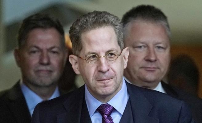 Almanya İç İstihbarat Servisi Başkanı görevden alındı