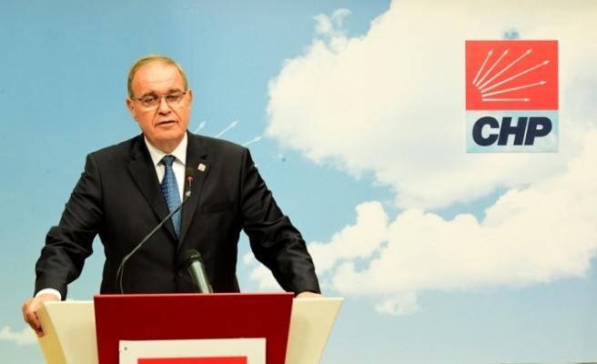 CHP'den hükümete 'ekonomi' eleştirisi