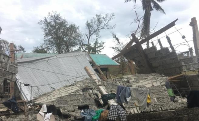 Filipinler'de ölü sayısı 59'a yükseldi