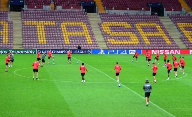 Galatasaray, Lokomotiv Moskova maçına hazır
