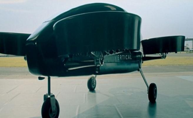 'Hava taksi' 4 yıl içinde hizmete girecek