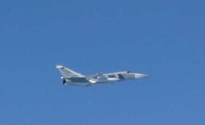Havada gerilim... Rus ve Japon savaş uçakları karşı karşıya geldi