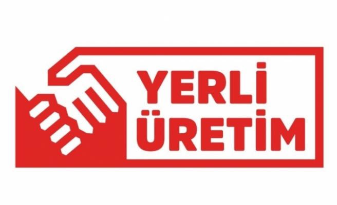 İşte 'yerli üretim' logosu