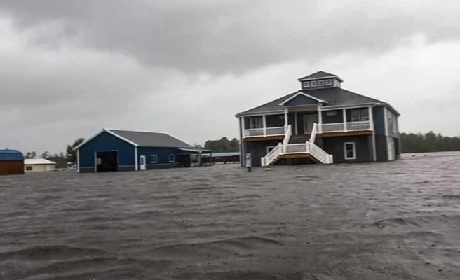 Kasırga yavaşladı ama ölü sayısı artıyor
