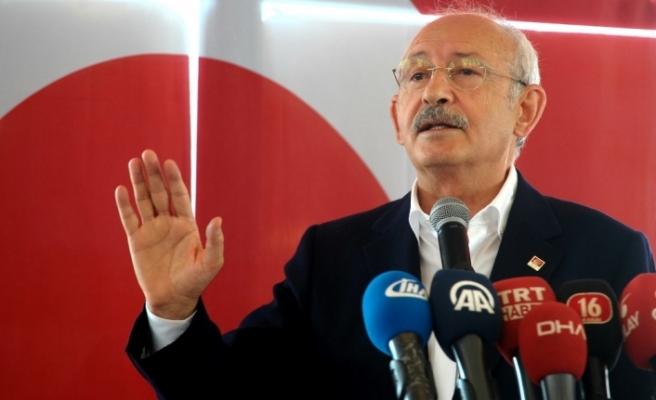 Kılıçdaroğlu 'ekonomik kriz var' iddiasında