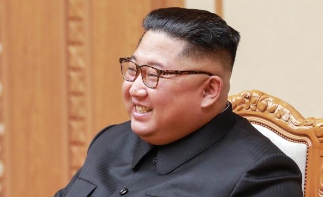Kuzey Kore Lideri Kim'den ziyaret sözü