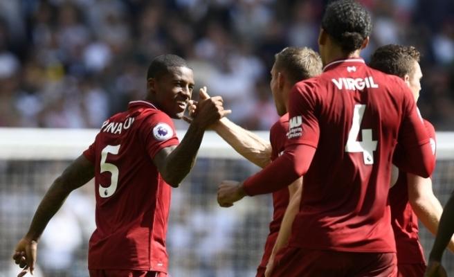 Liverpool Tottenham'ı da devirdi>