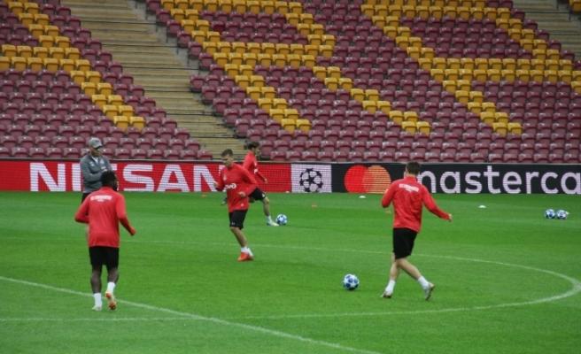 Lokomotiv Moskova hazırlıklarını tamamladı