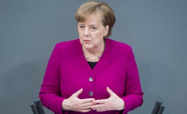 Merkel, Türkiye ve Rusya'nın İdlib'deki çalışmalarından memnun