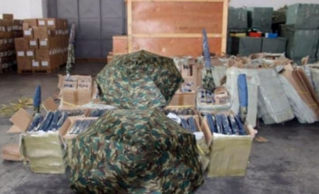 Mersin'de PKK'nın 'kamuflajlı şemsiye' yöntemine darbe
