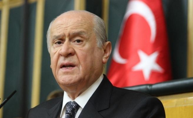 MHP Lideri Bahçeli'den Çakıcı açıklaması