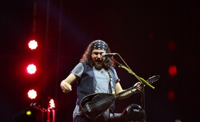 Rock Sahnesi'nde İzmirlilere sürpriz
