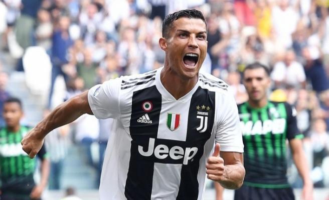 Ronaldo'dan duble siftah