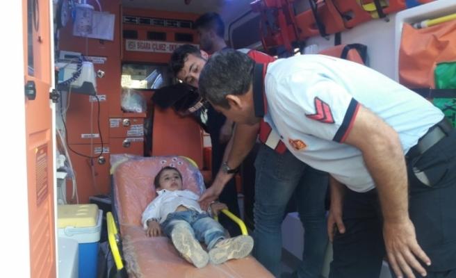 Siirt'te trafik kazası: 2 ölü, 4 yaralı