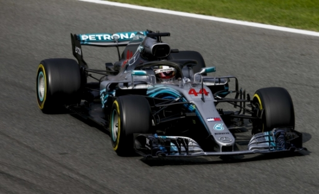 Singapur Grand Prix'i başladı