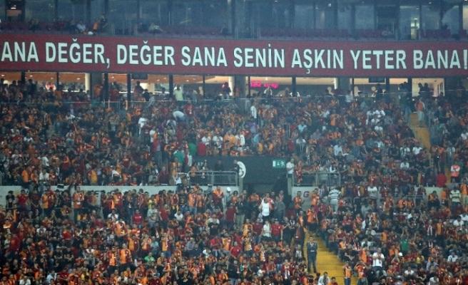 Türk Telekom Stadyumu'ndaki 18. Avrupa kupası maçı