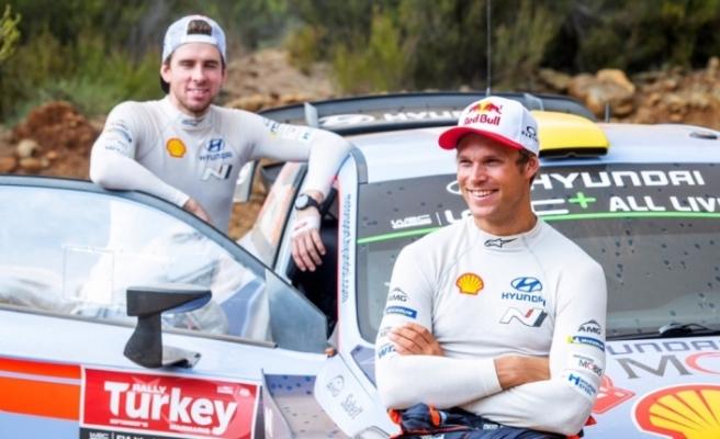 WRC'de ilk etap gününün lideri Thierry Neuville