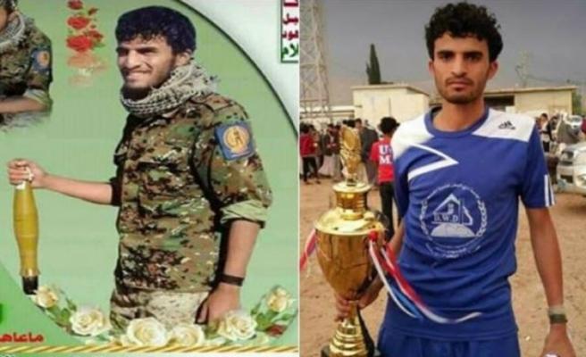 Yemen ordusuna katılan ünlü futbolcu çatışmada öldü