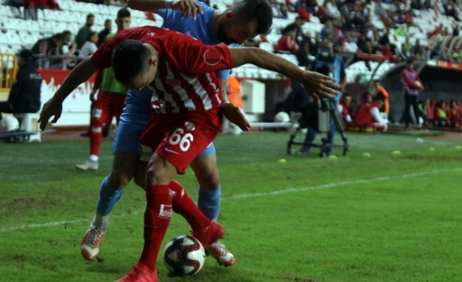 Antalyaspor tur atladı