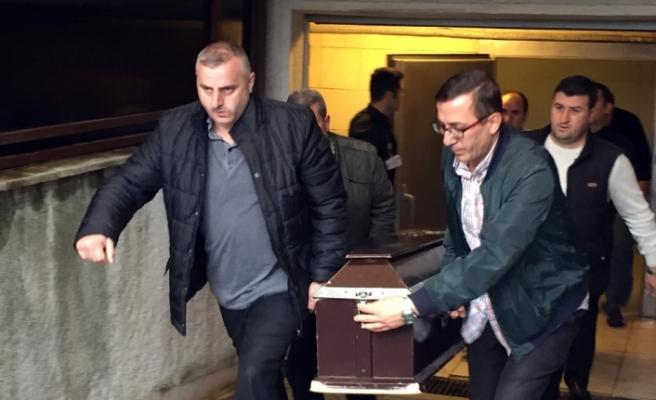 Ara Güler'in cenazesi hastane morgundan alındı