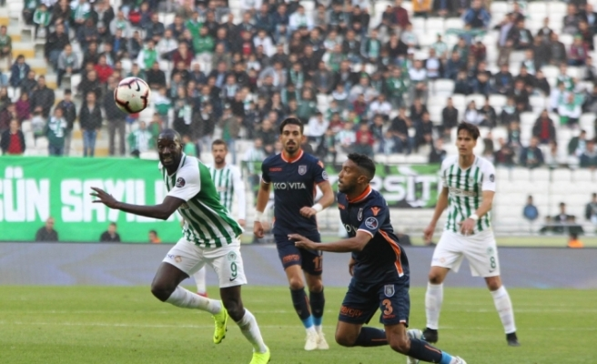 Başakşehir tek golle kazandı