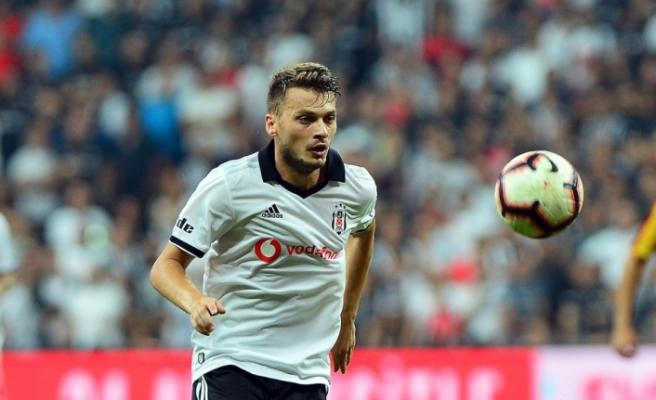 Beşiktaş'a Adem Ljajic'ten kötü haber