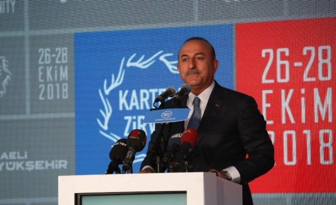 Çavuşoğlu'ndan göç sorununda işbirliği çağrısı