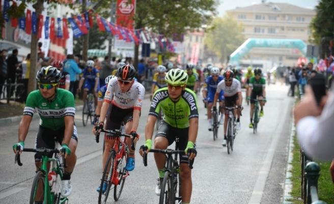 Cumhurbaşkanlığı Bisiklet Turu sona erdi