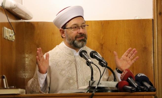 Diyanet İşleri Başkanı: Kur'an ile sünnet beraber anlaşılır