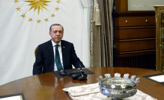 Erdoğan, Ankara'nın başkent oluşunun yıl dönümünü kutladı