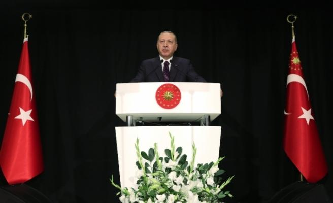 Erdoğan'dan Ara Güler mesajı