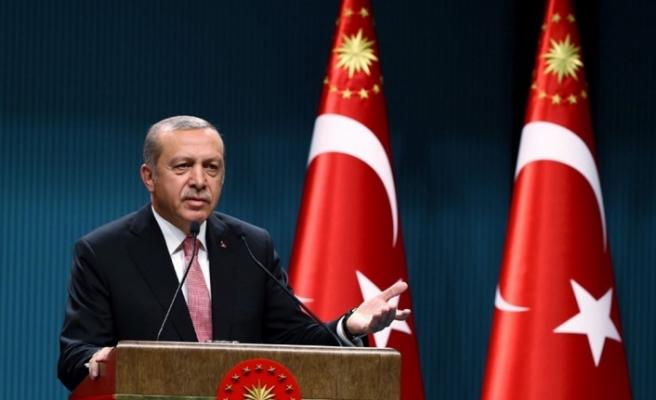 Erdoğan'dan BM'nin kuruluş yıl dönümü mesajı